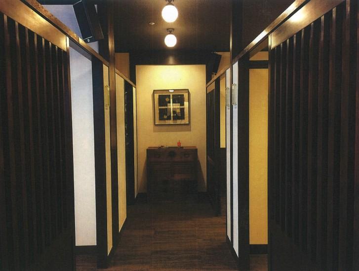 和みの蔵廊下