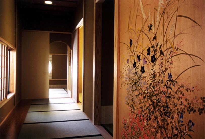 茶室廊下絵 のコピー