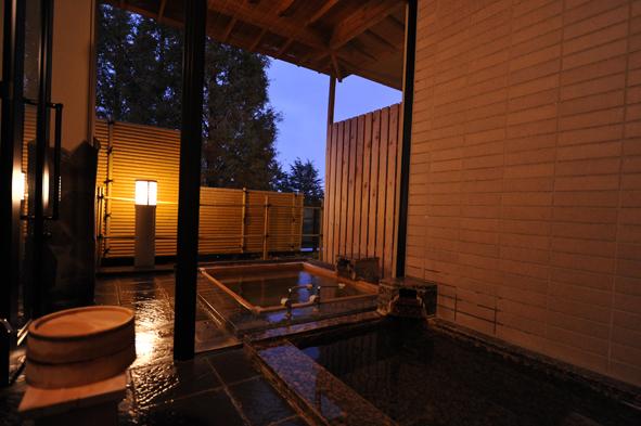 新館客室風呂